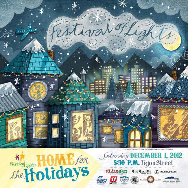 Festival of Lights 2012
