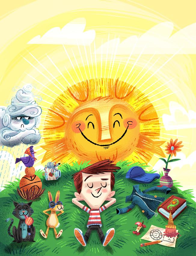 Storytime magazine - Wind & Sun (issue 12)