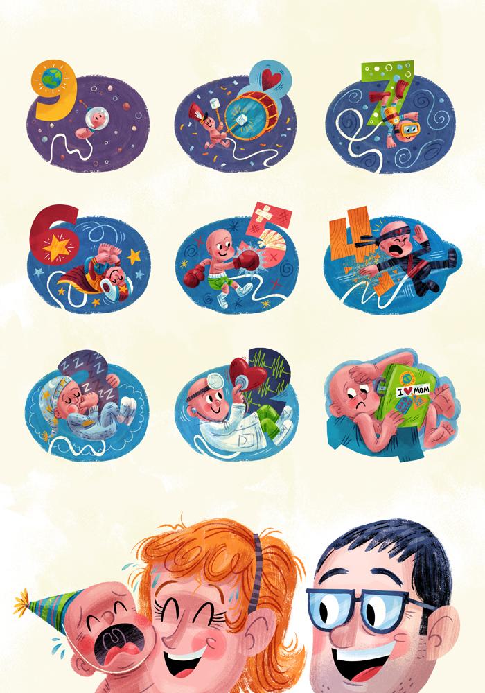 Clubhouse Jr. magazine - Teeny Tiny Tony (Jan. 16 issue)