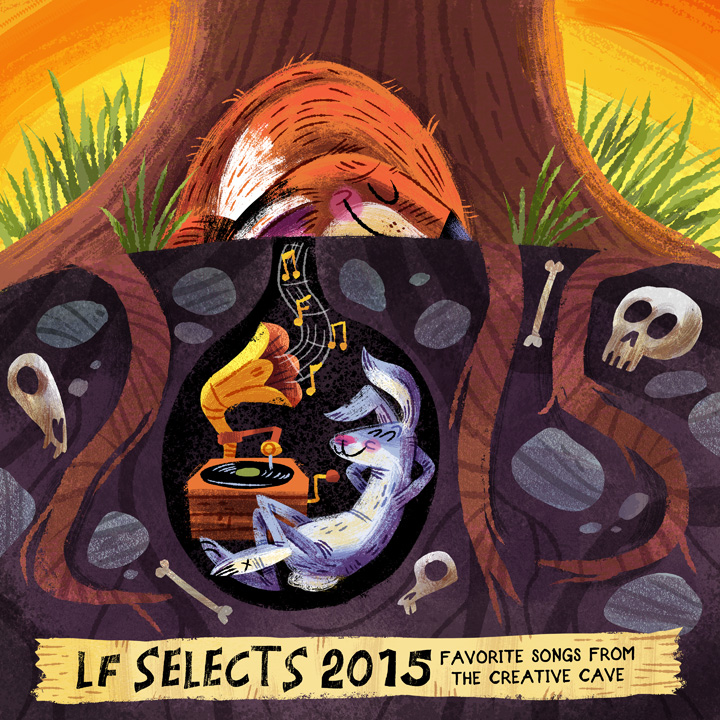 LF Selects Mix 2015 for friends & family  download here