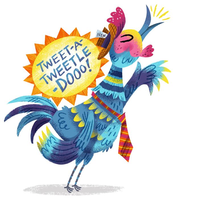 tweet   la  fcreative