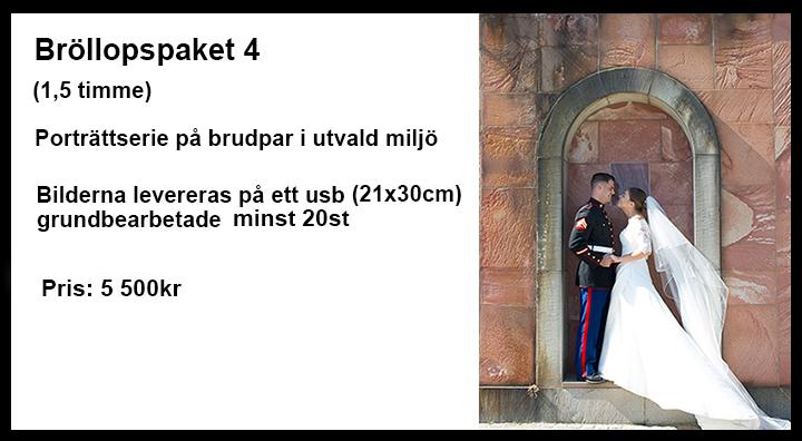 Bröllopsfotograf Nyköping Sörmland