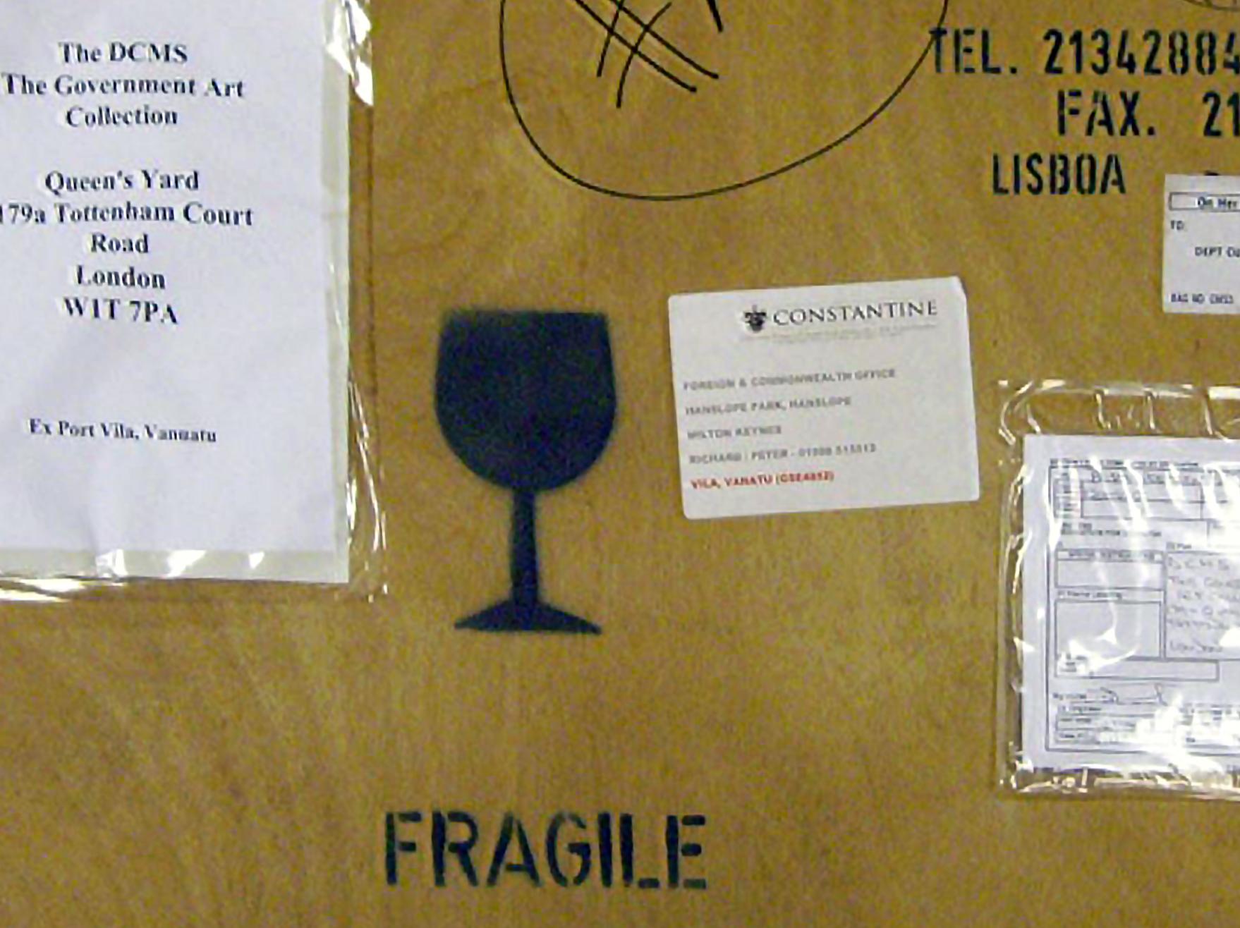 GAC transportation crate-stencil inspiration