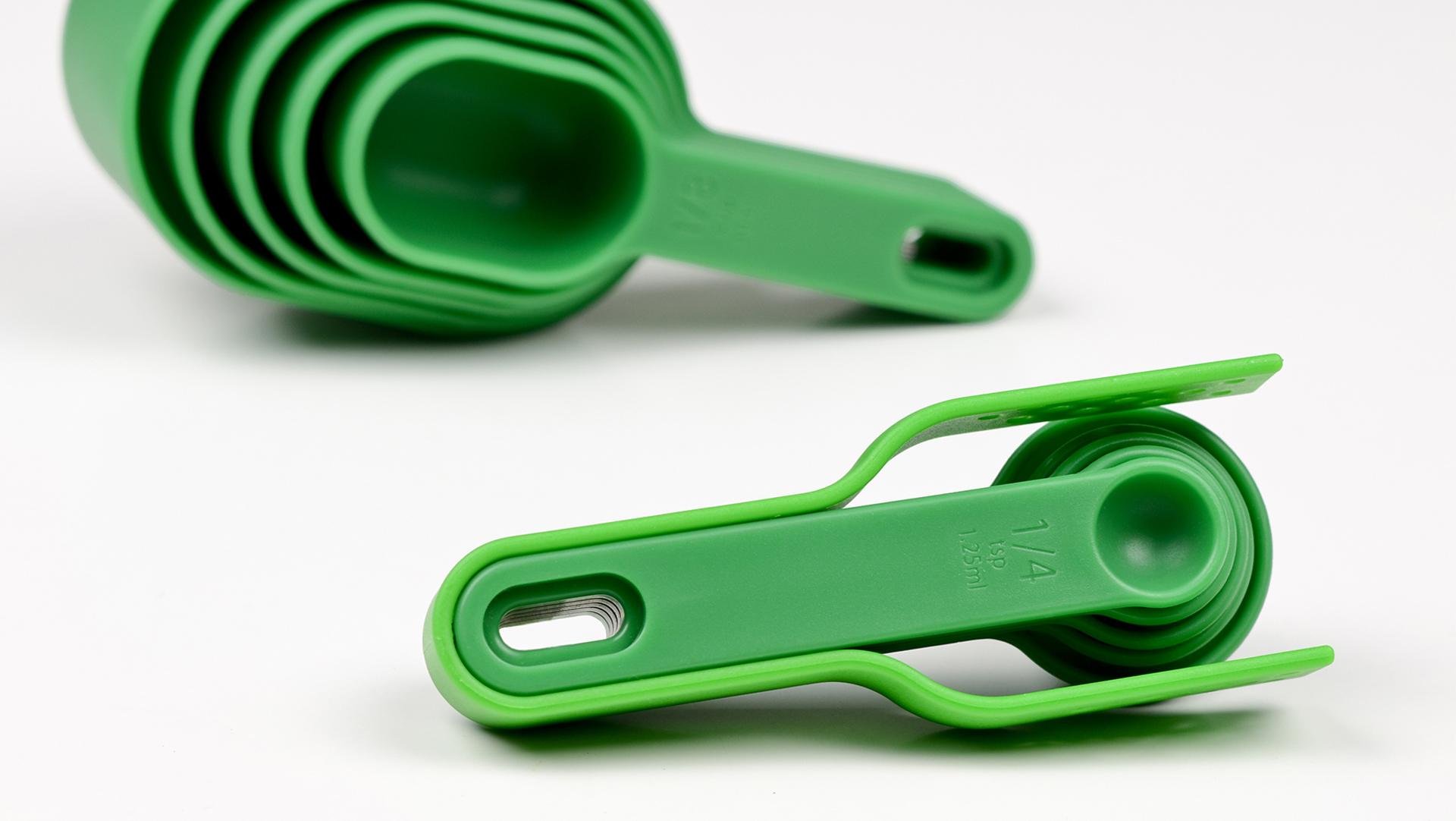 Venn measuring spoons