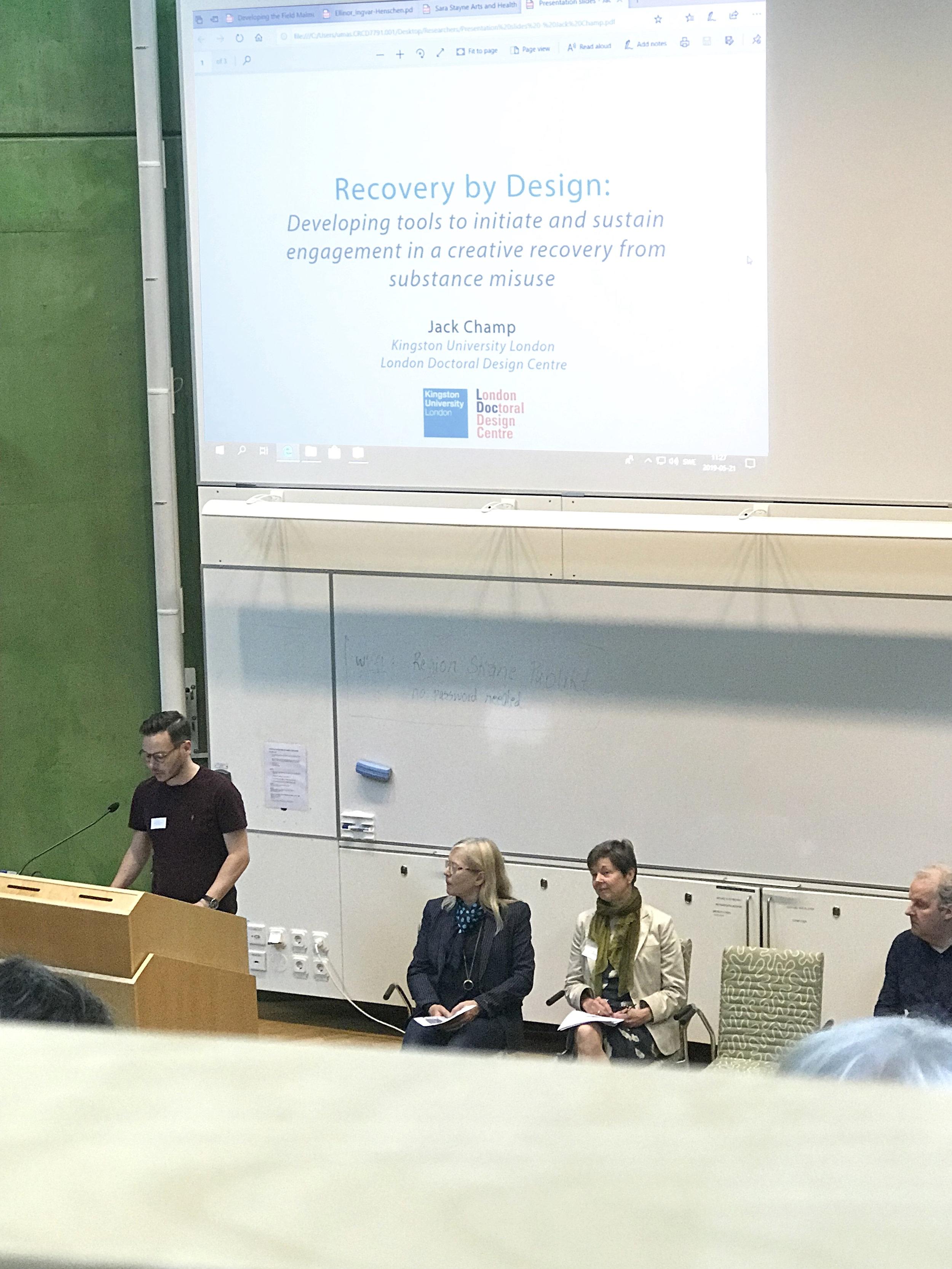 Nordic Arts and Health Conference, Malmo