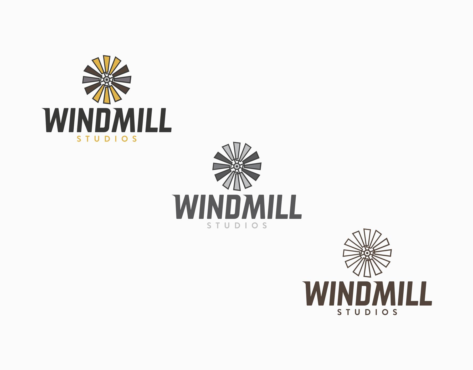 Windmill Studio Brand Identity