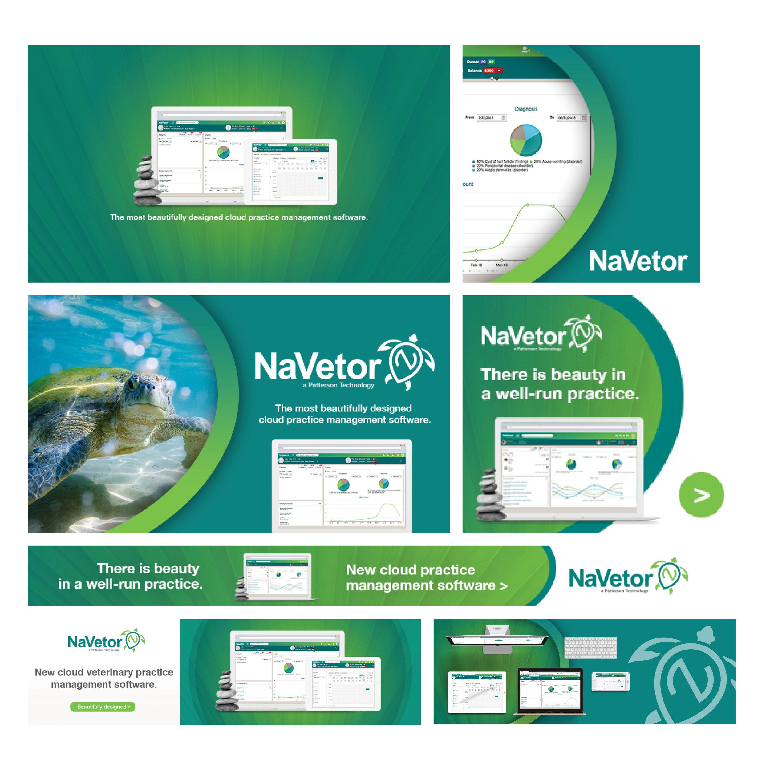 NaVetor Digital Marketing Ads