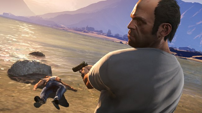 Moviepilot - Why GTA V's Violence Has a Purpose