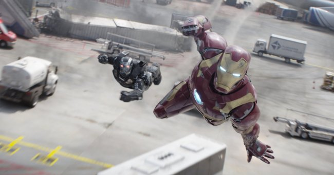 Gamereactor - Review: Captain America: Civil War (NO)