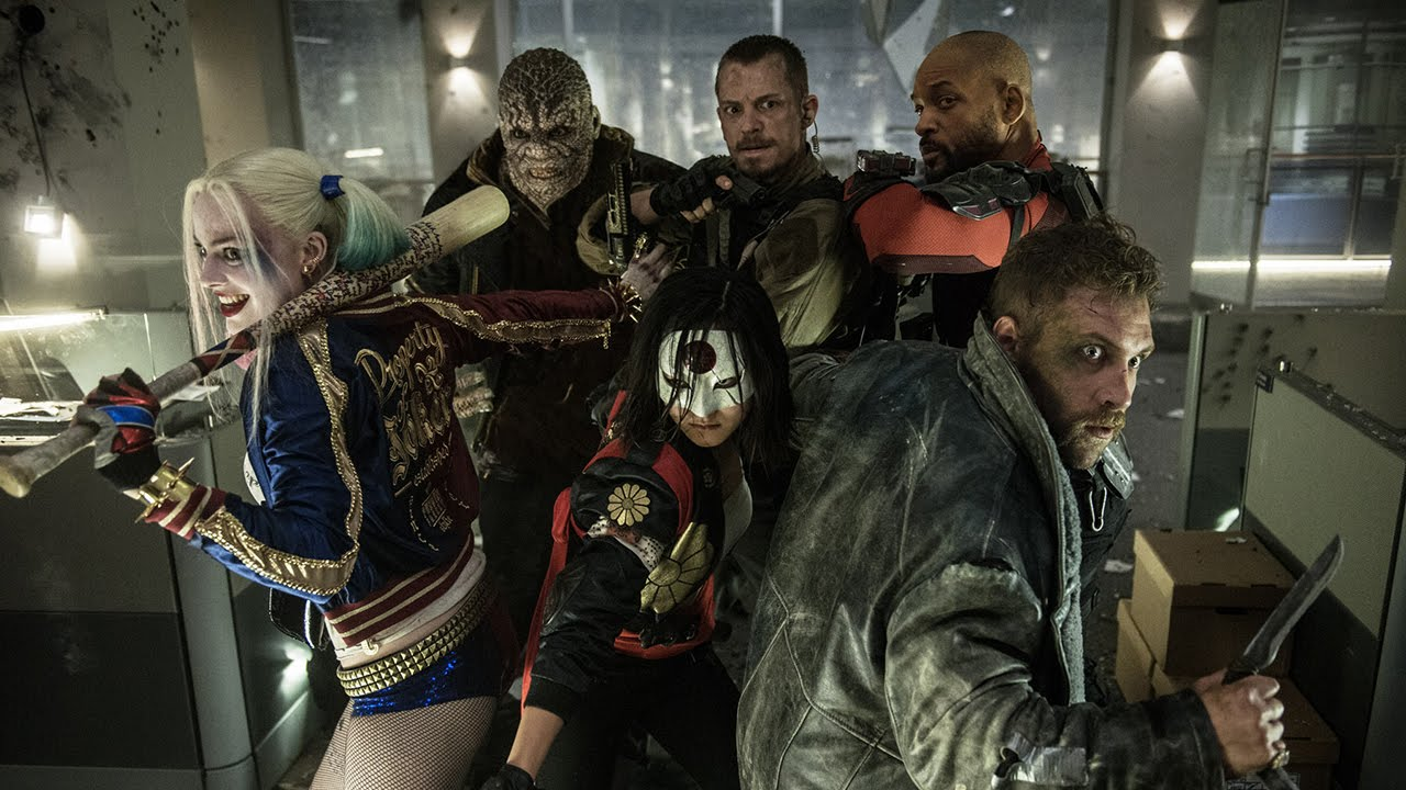Gamereactor NO - Review: Suicide Squad