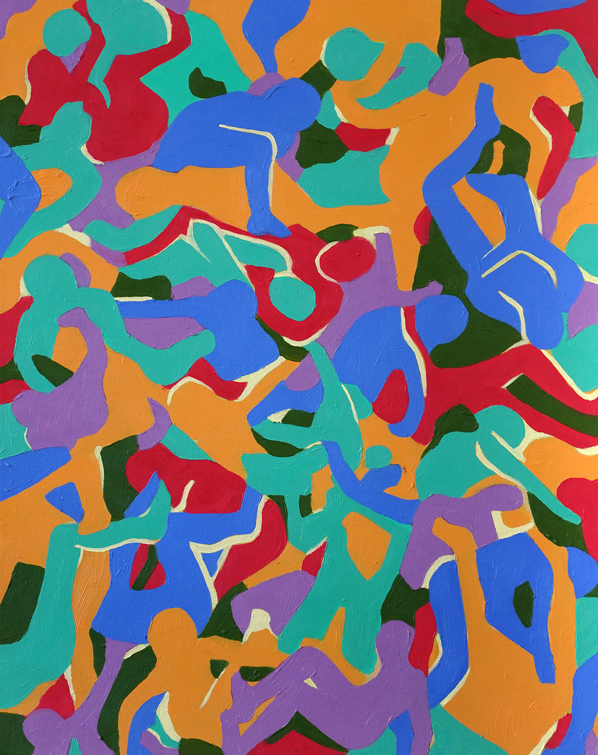 untitled camo 2, 16in x 20in, oil on canvasweb.jpg