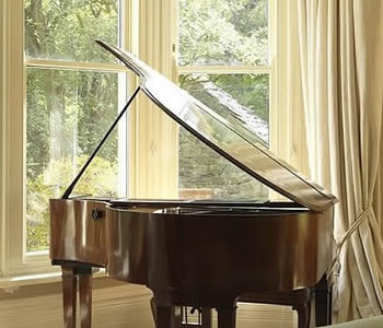 BEAUTIFUL BECHSTEIN GRAND PIANOS