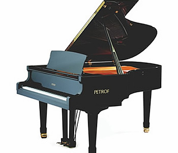 LEADING THE WAY WITH PETROF PIANOS