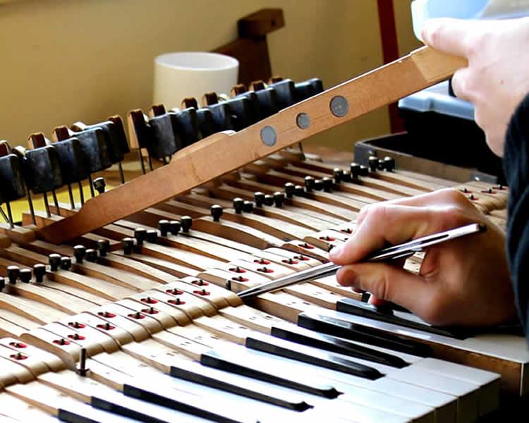 Liverpool Pianos Regulation