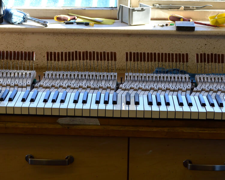 Liverpool Pianos Restoration
