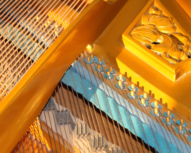 Liverpool Pianos Restringing