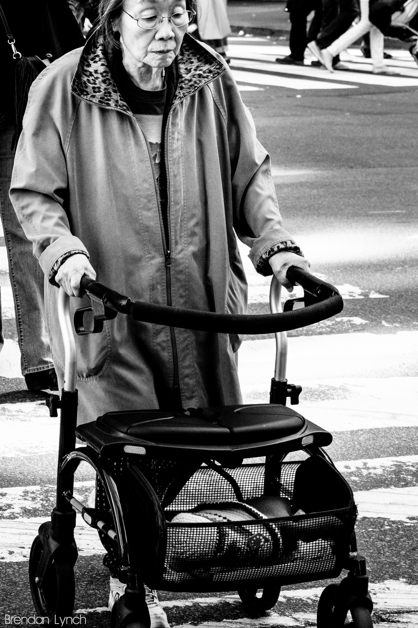 3rd generation walker