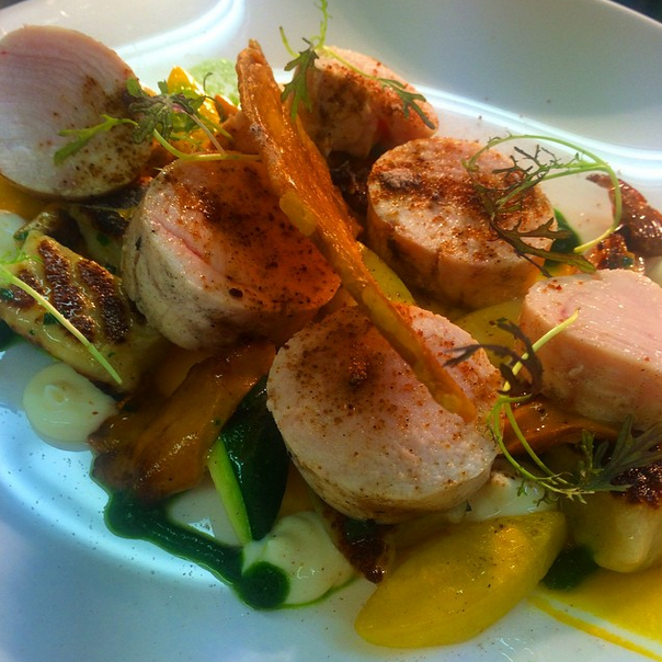 Chicken, crispy skin, gnocchi, parsley, courgettes..png