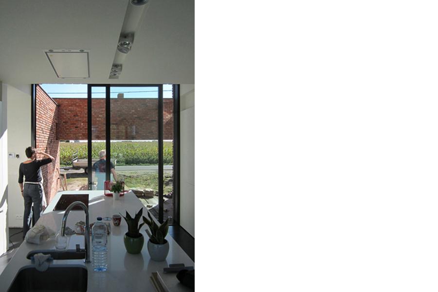 VAN GELDER TILLEMAN architecten - woning D-R