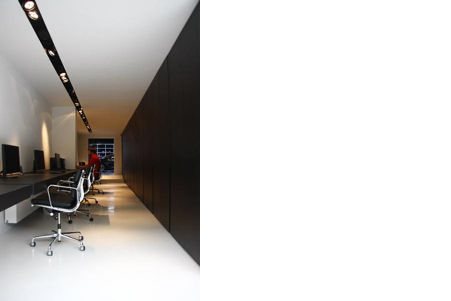 VAN GELDER TILLEMAN architecten - office F