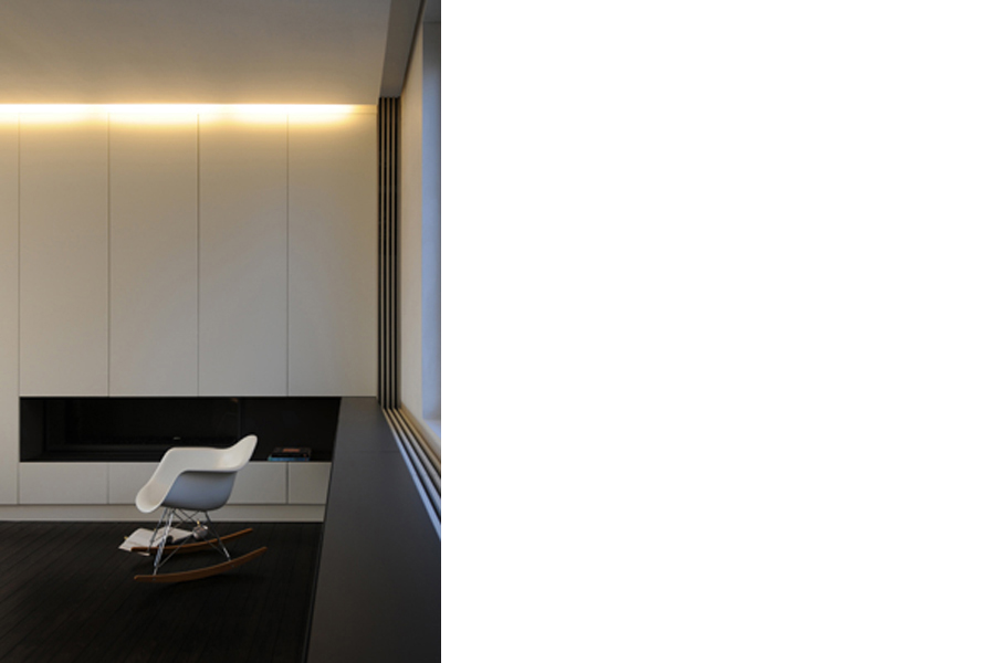 VAN GELDER TILLEMAN architecten - woning K-DS I