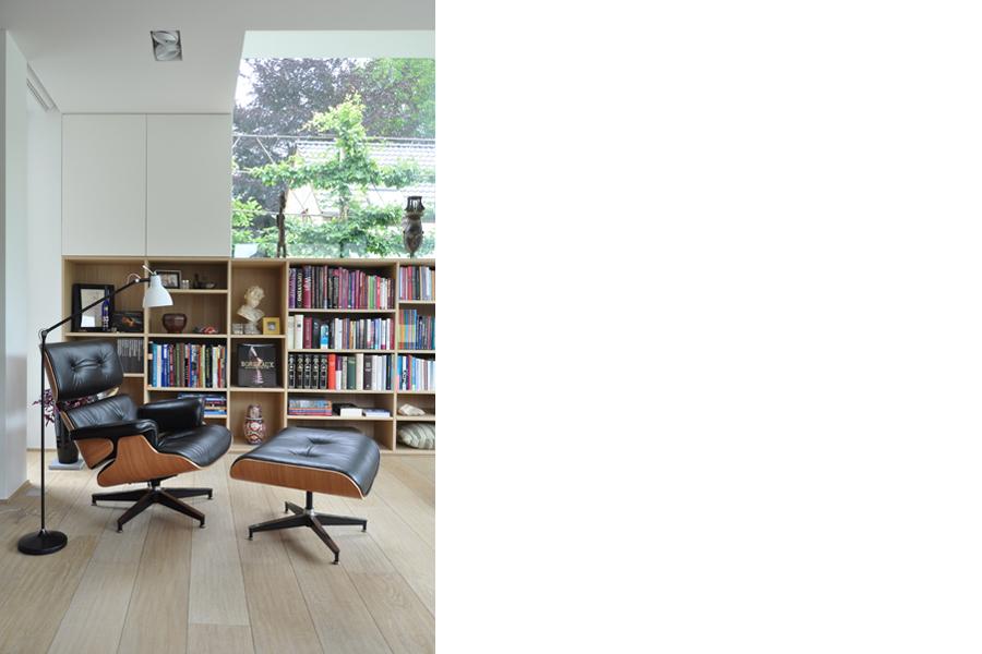 VAN GELDER TILLEMAN architecten - woning L-D
