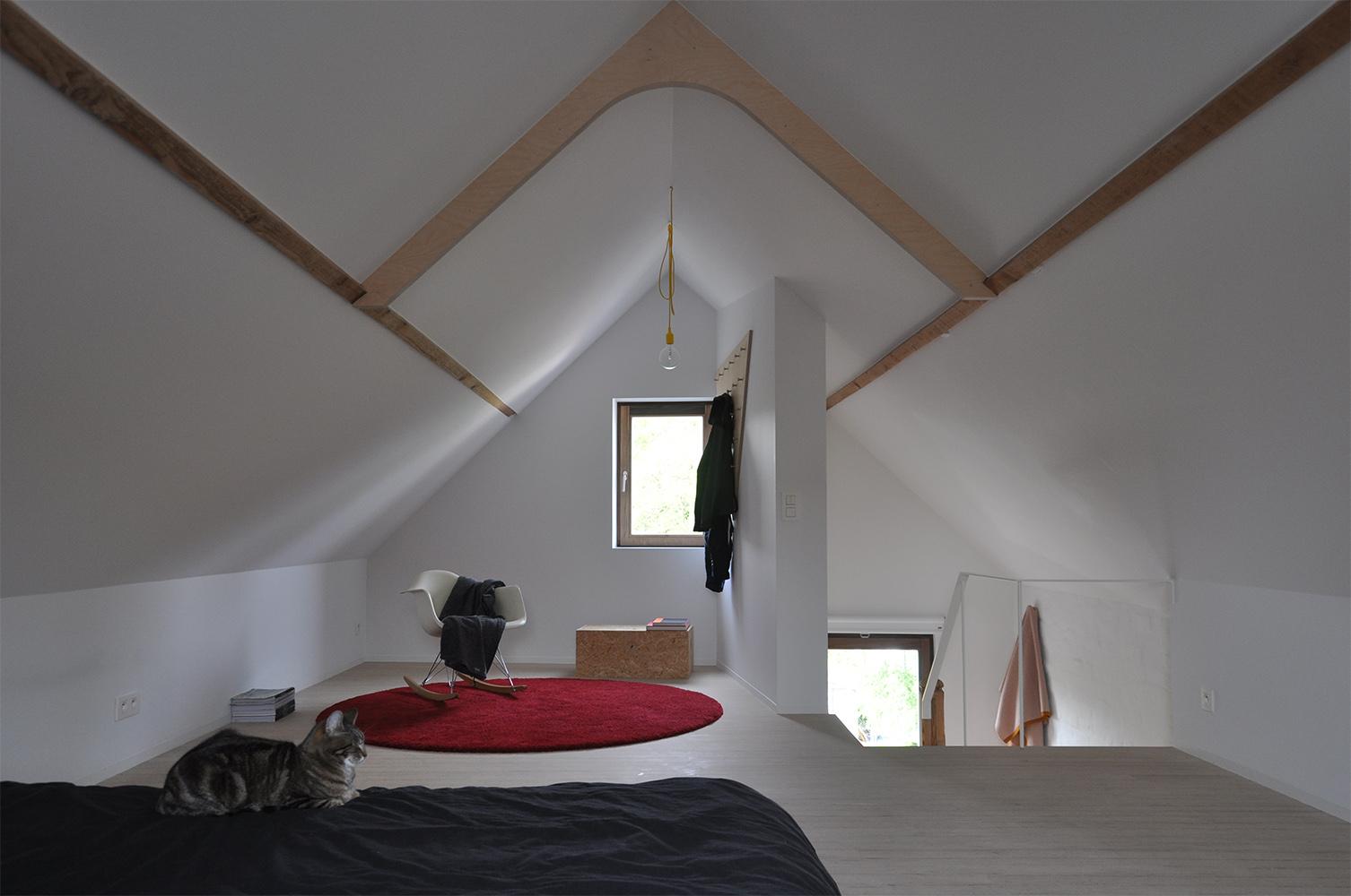 VAN GELDER TILLEMAN architecten - woning T