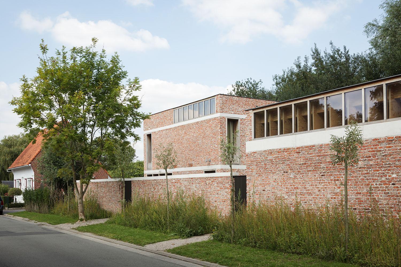 atelierwoning C - image: © Stijn Bollaert