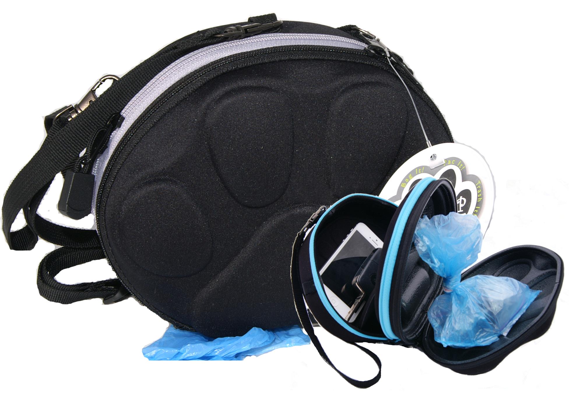 PoopPac Dog Waste Bag Holder