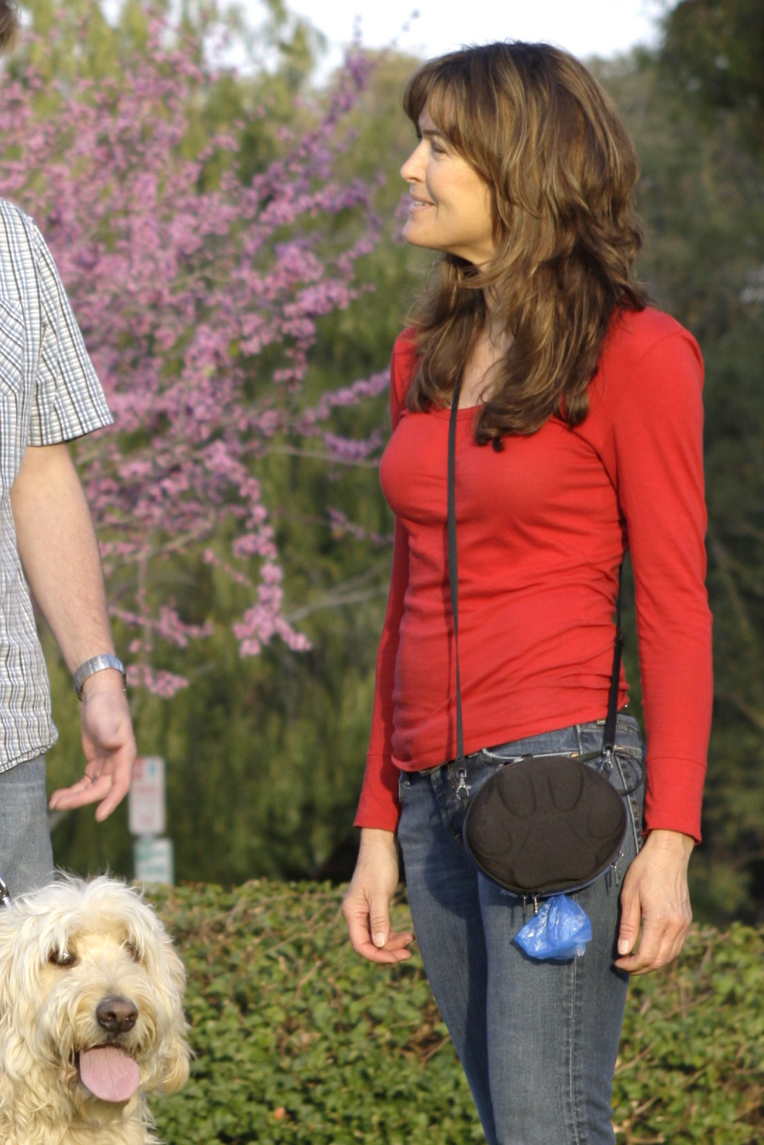 PoopPac Dog Walkers Bag for Women