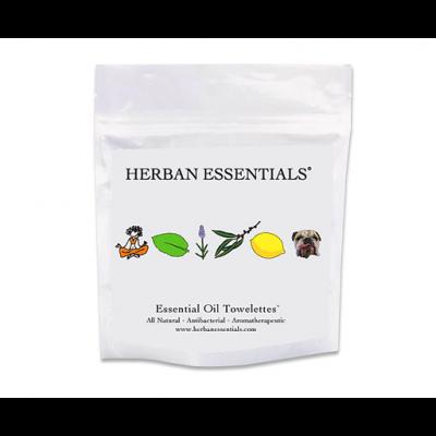 Herban Essentials Towelettes