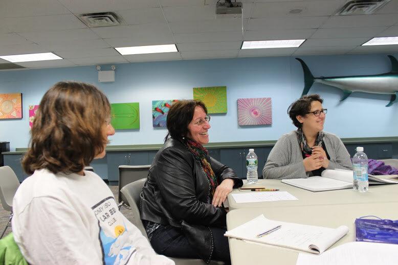 participants in Patricia Spears Jones writing workshop3.JPG