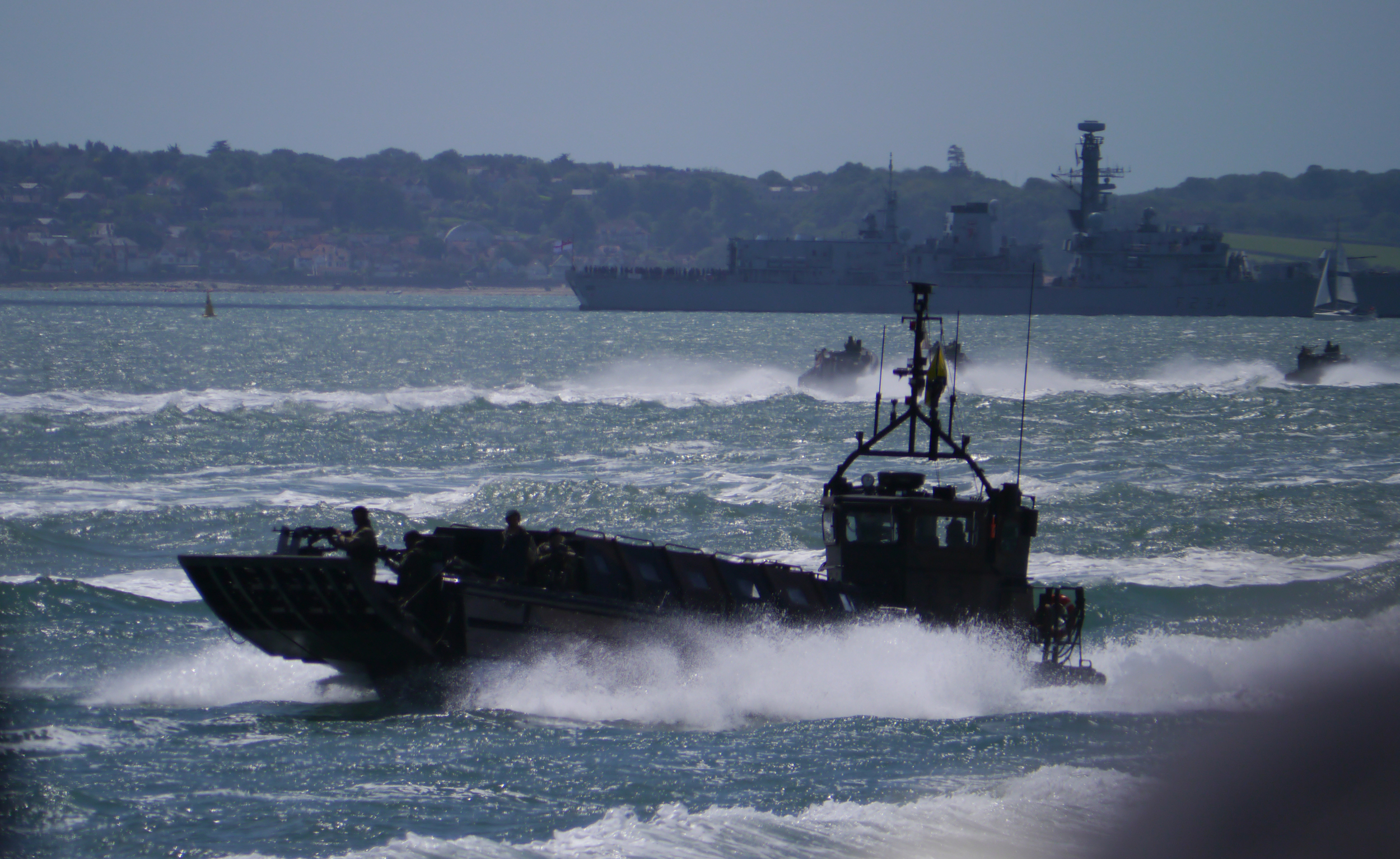 D-Day 70 Landing craft