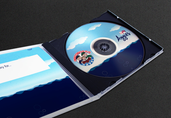 CD for Storybook Waves Charity