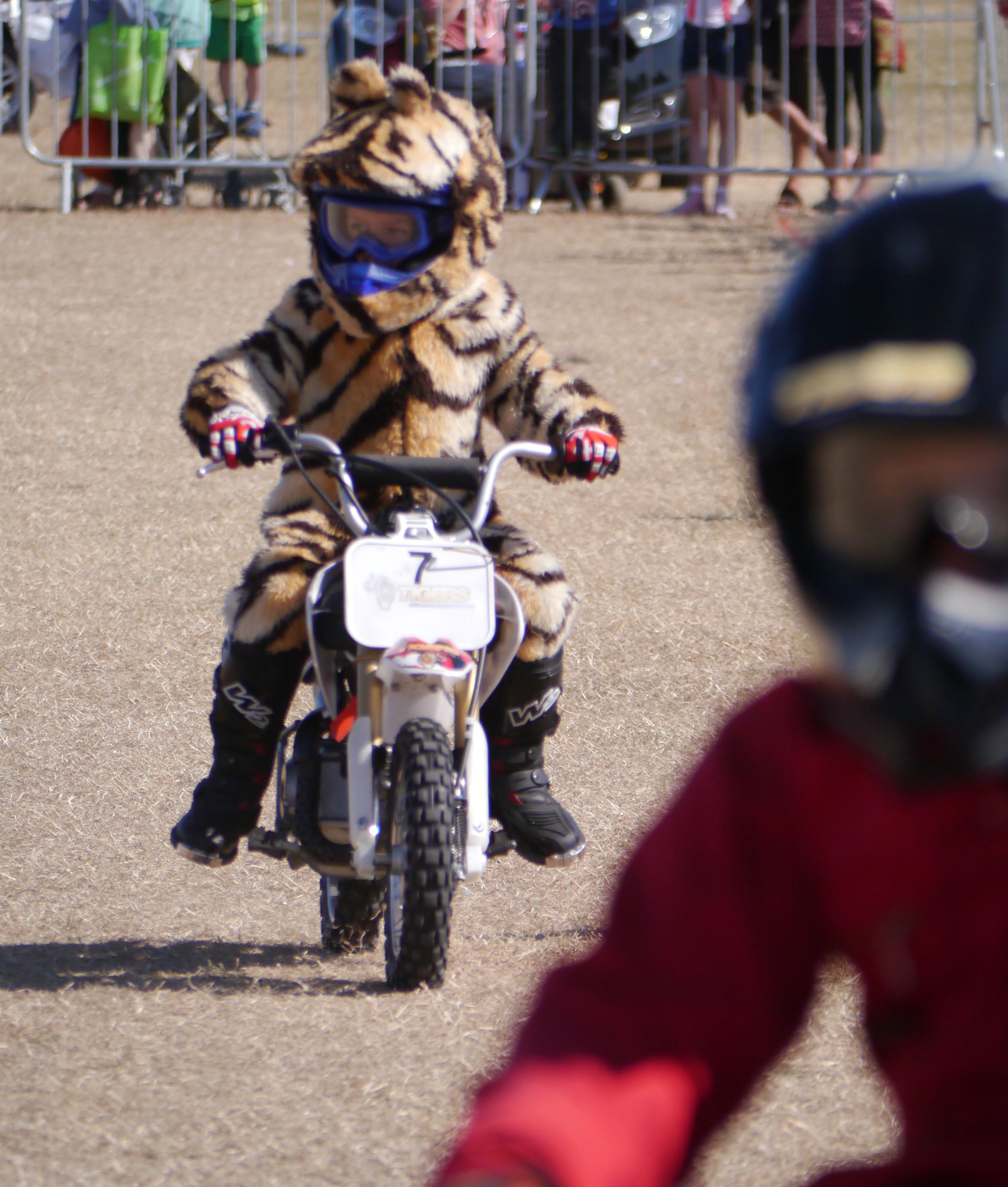 Tigers MotorCycle Display team