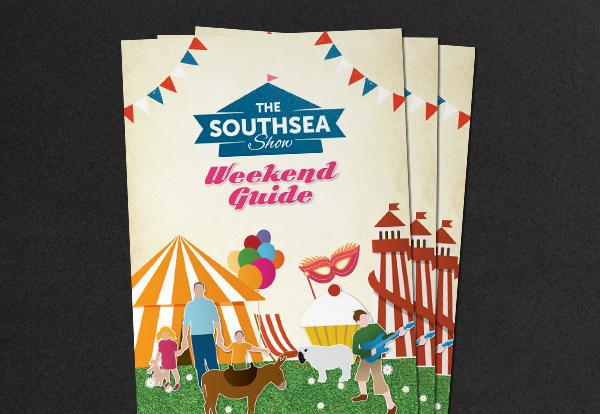 Southsea Show programme