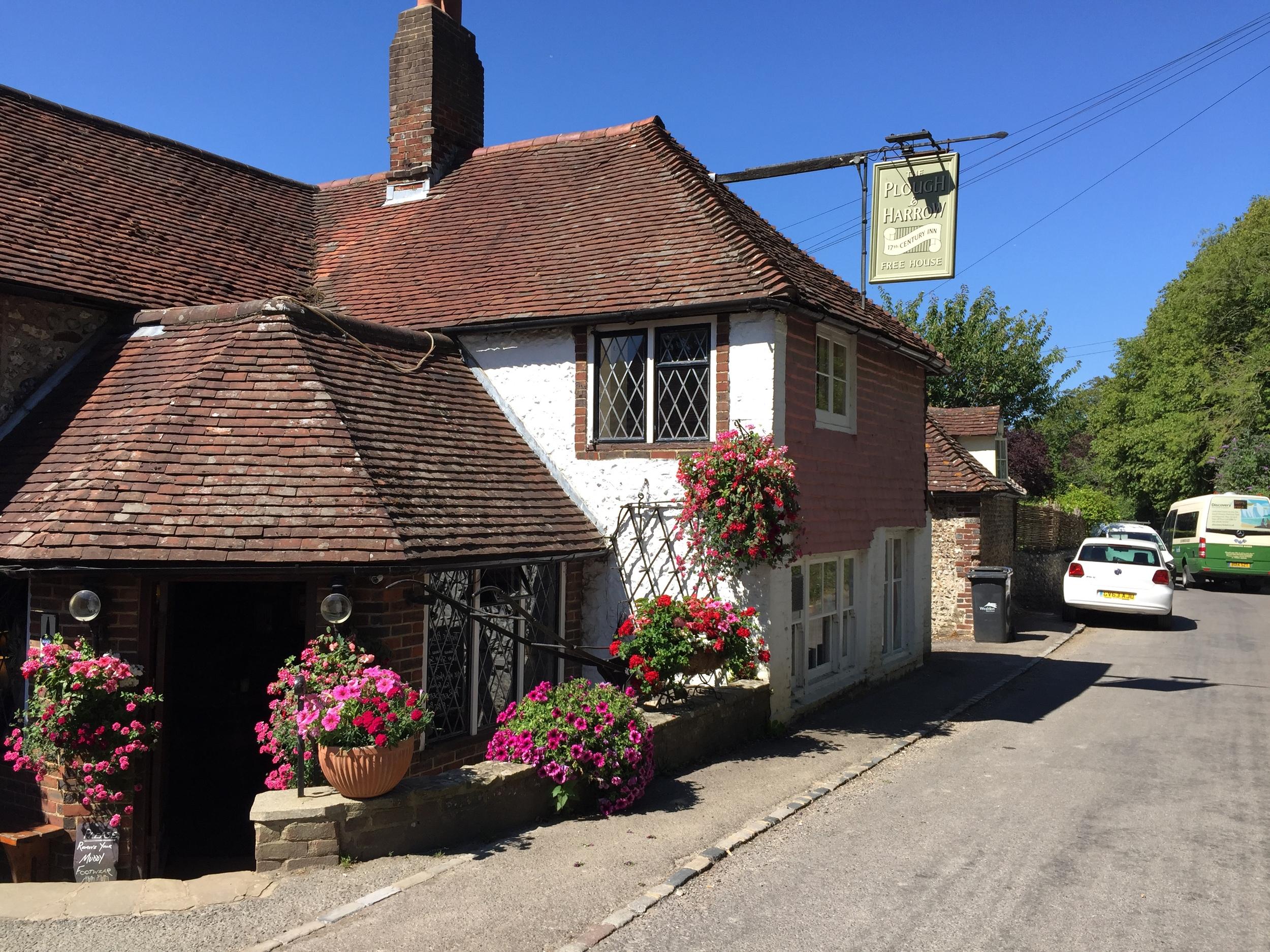 The Plough & Harrow, Lullington
