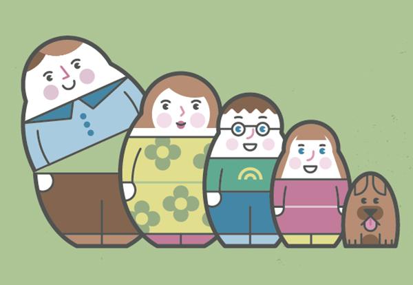 illustration design characters