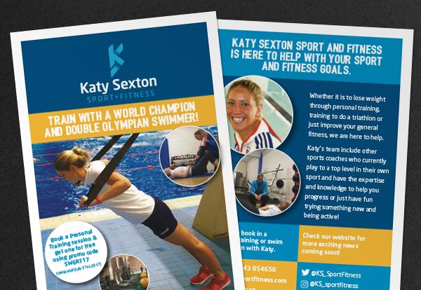 leaflet flyer design