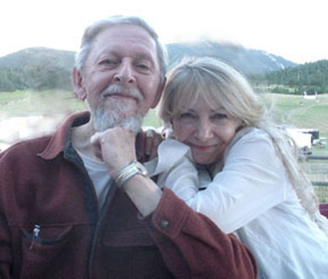 Me, and my wonderful Husband, Richard Schmid.
