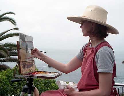 "SUSAN LYON   ""Drawing the Portrait"""