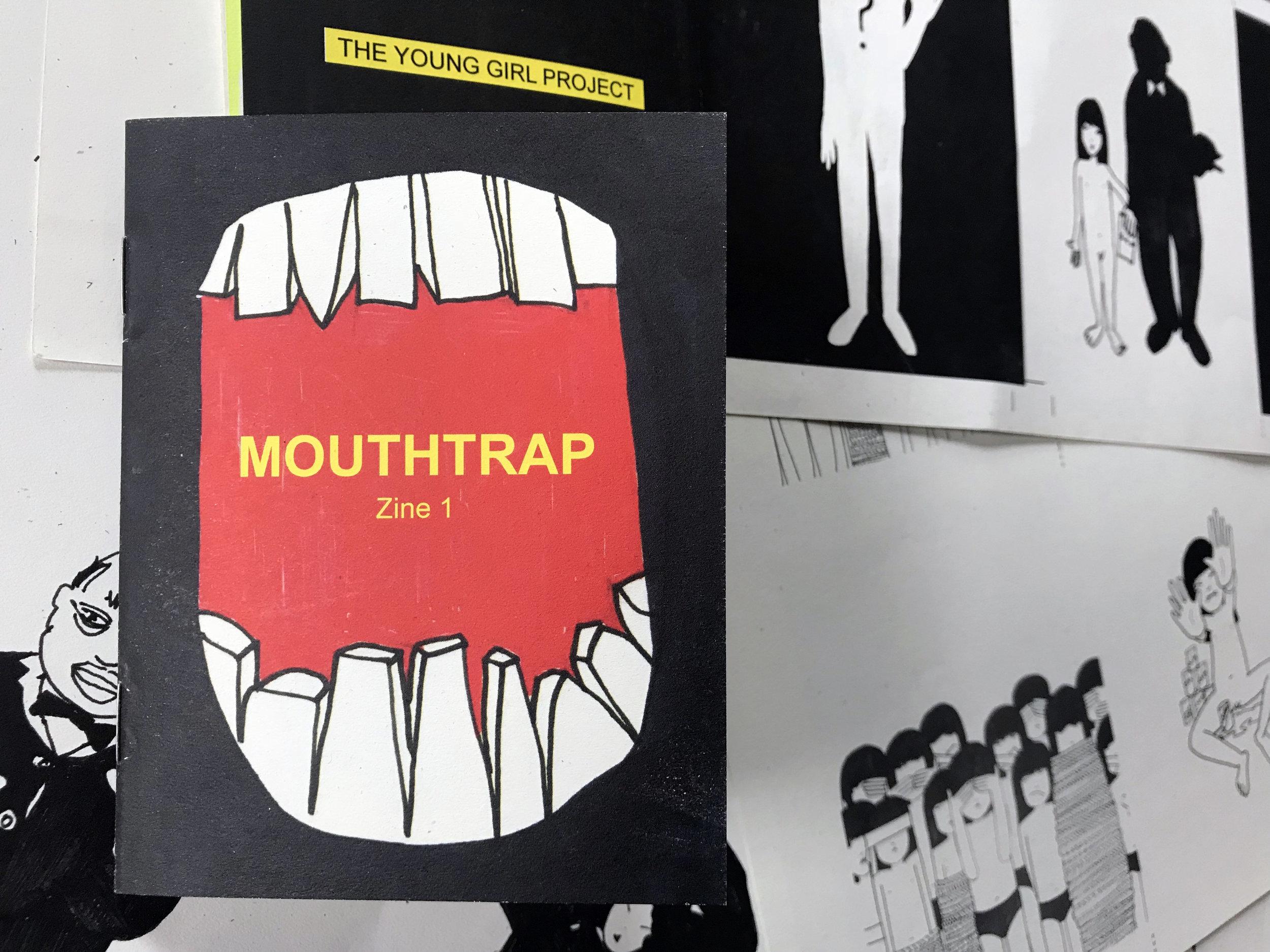 Mouth Trap- Zine 1