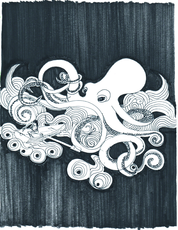 Octopus Dream