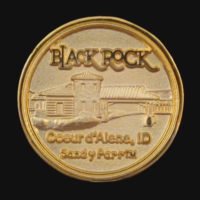 Black Rock 2004 - Back