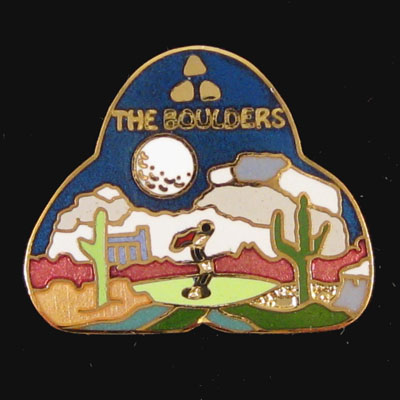 The Boulders - Front