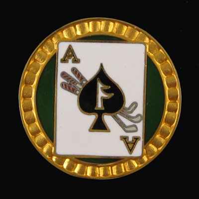 Ace of Spades - Front