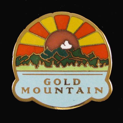 Gold Mountain 2003 - Front