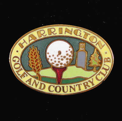 Harrington Golf Club - Front Yellow
