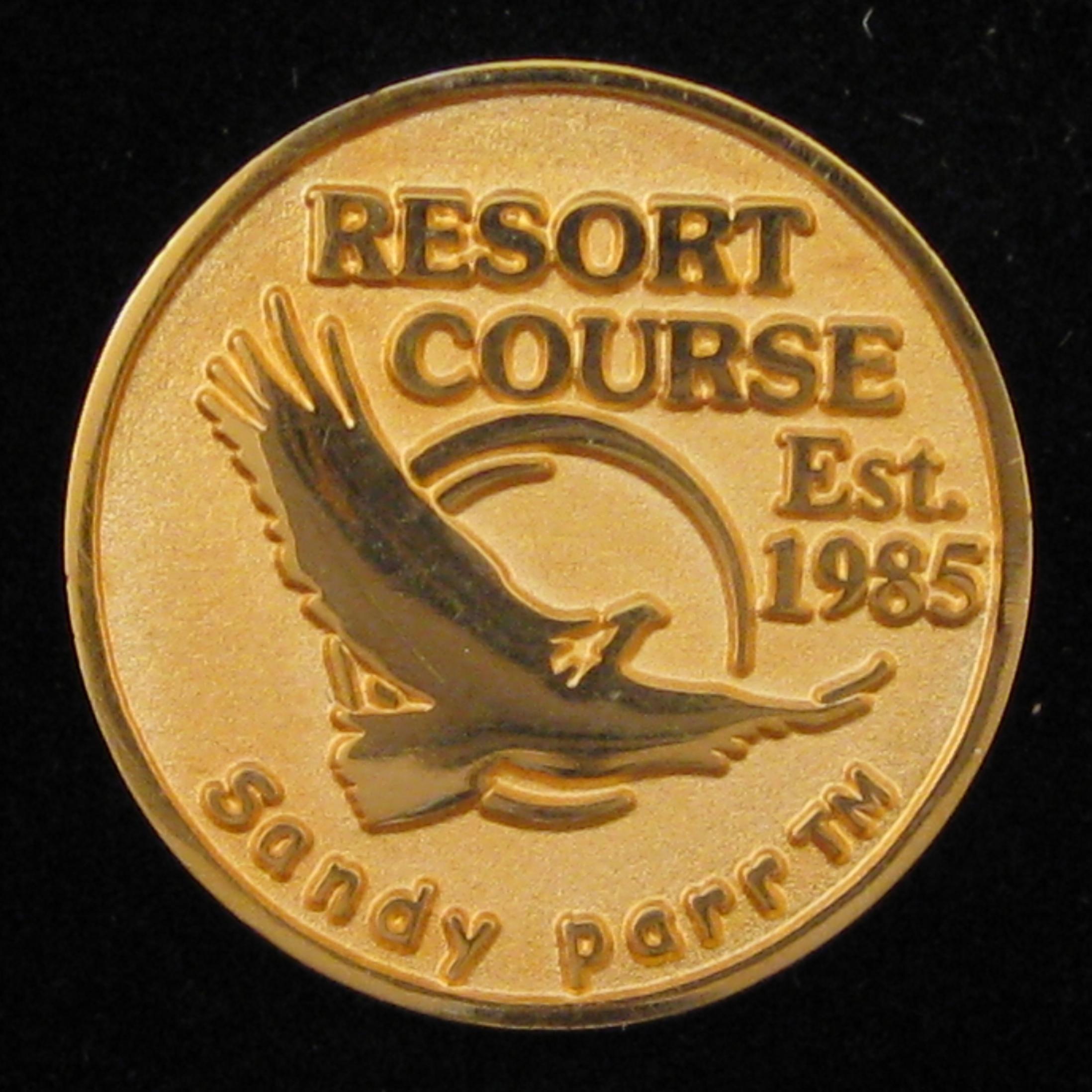 Eagle Crest Resort - Back