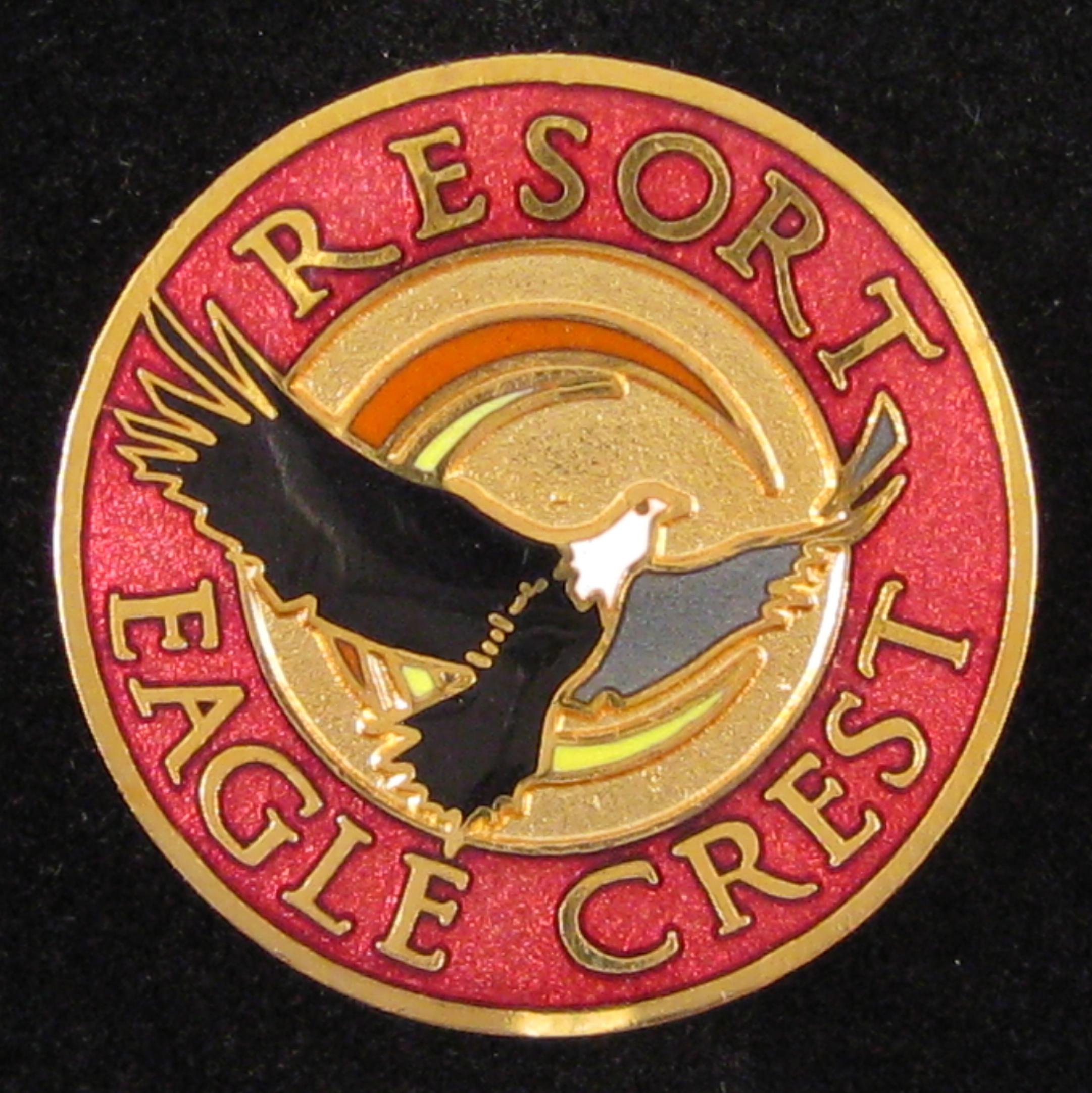 Eagle Crest Resort - Front Red